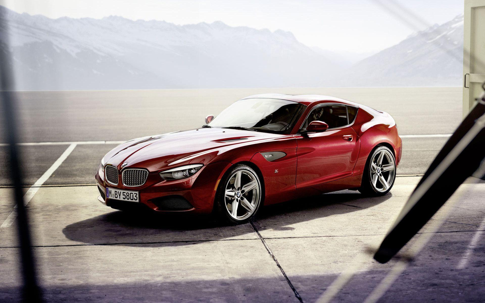 BMW Z4 Zagato Wallpaper | HD Car Wallpapers