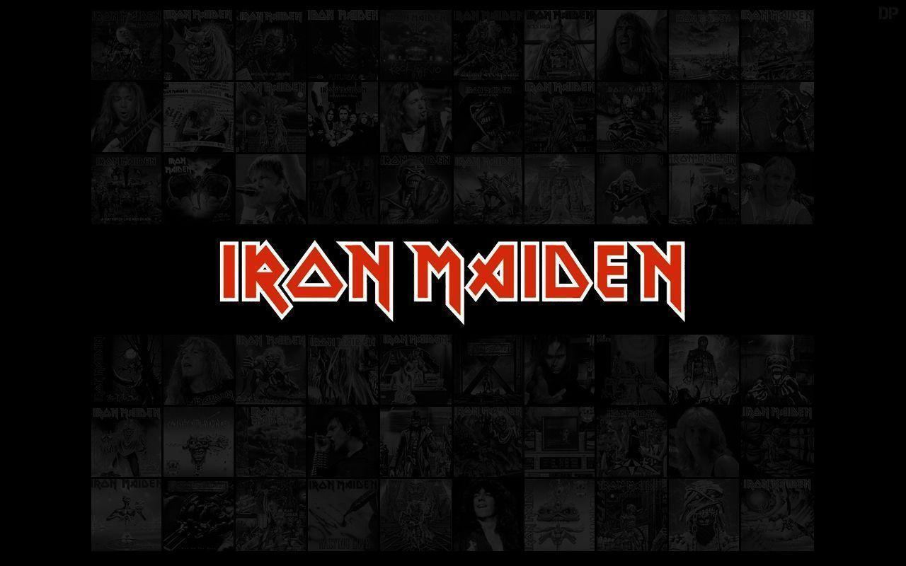 Iron Maiden Wallpapers by DP