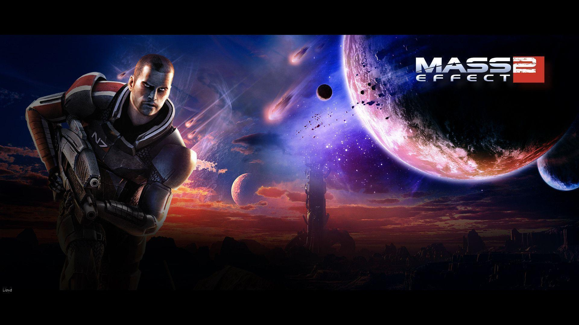 Mass Effect 2 Wallpapers 2 by igotgame1075