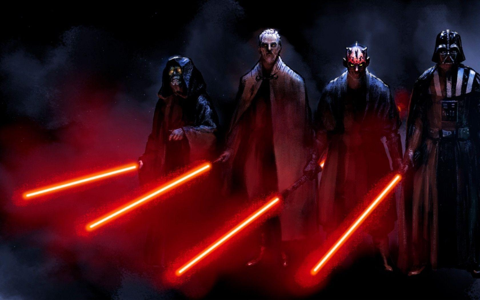 1680x1050 Star Wars Sith desktop PC and Mac wallpapers