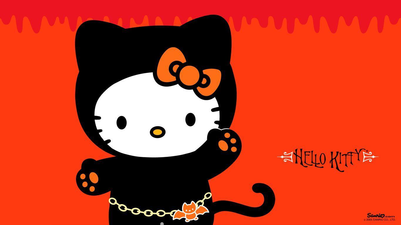 hello kitty fall wallpaper - photo #25