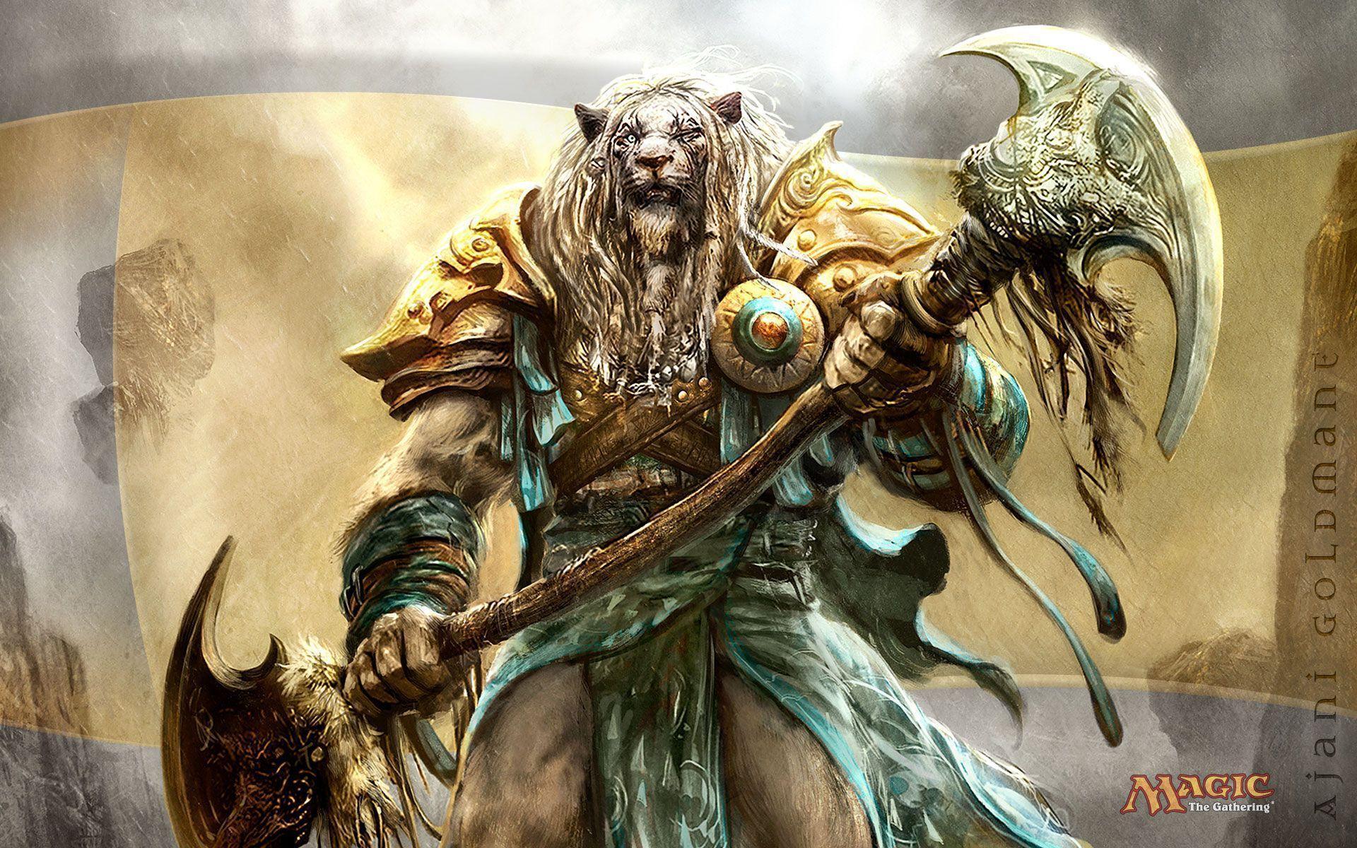 Warrior Fantasy Art Armor Angel Magic Wallpapers Hd: Anime Warrior Wallpapers