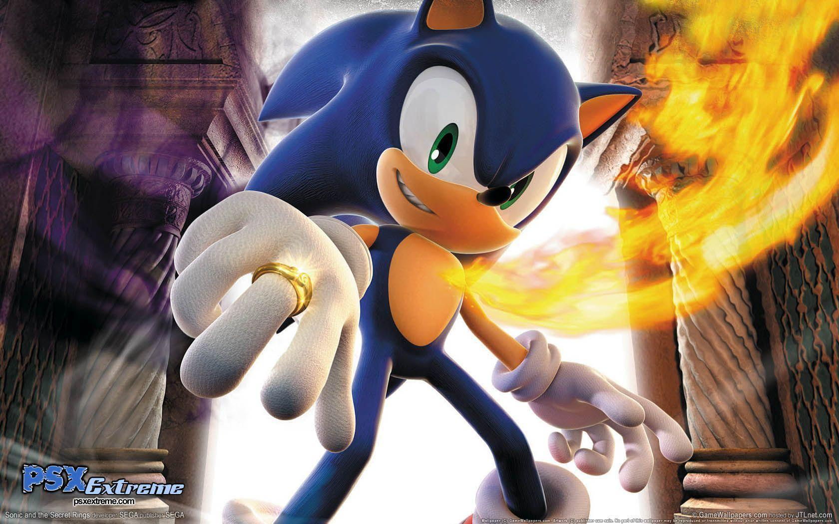 Sonic Hedgehog Wallpapers Wallpaper Cave