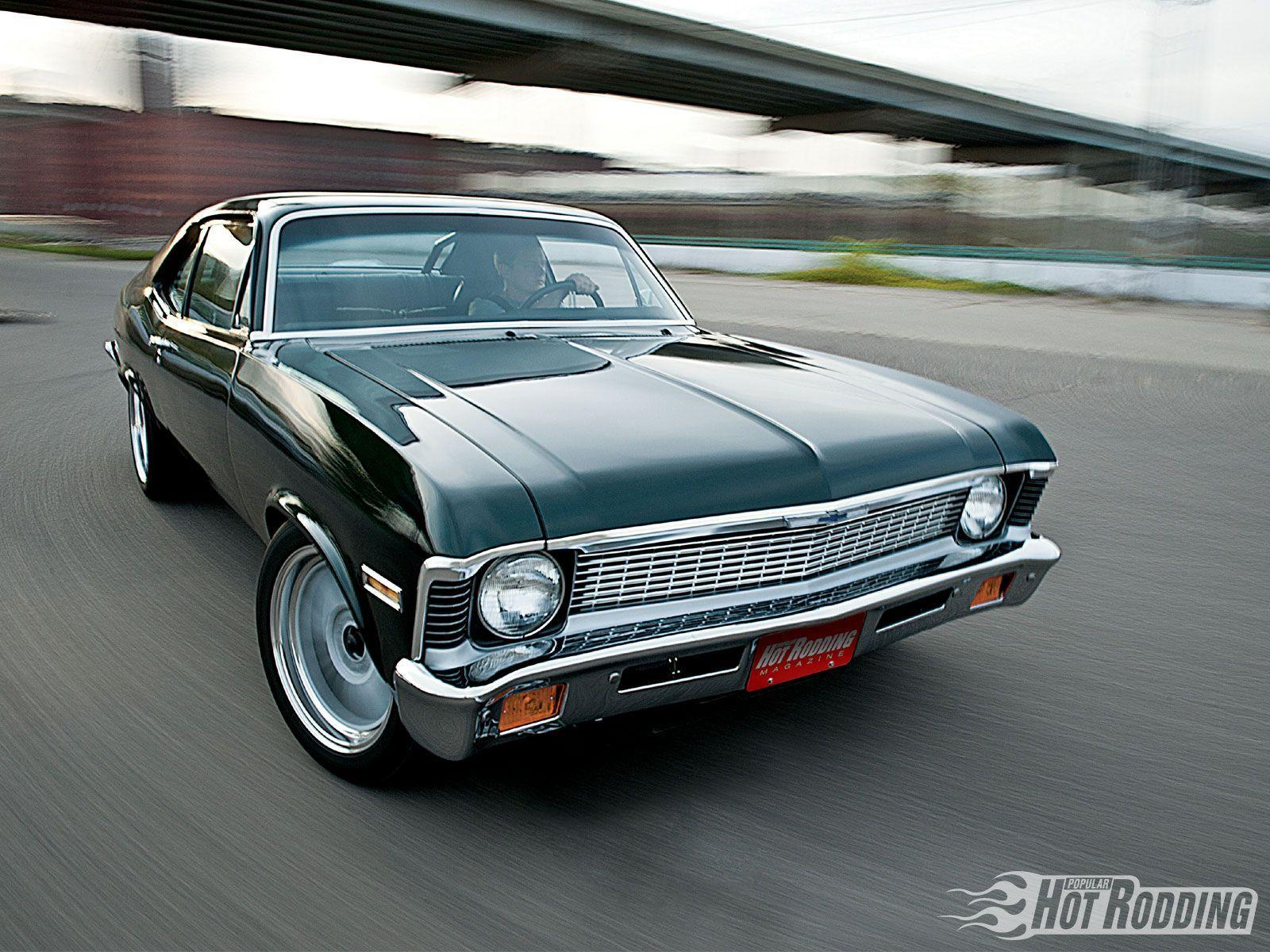 71 Chevy Nova Wallpapers Wallpaper Cave