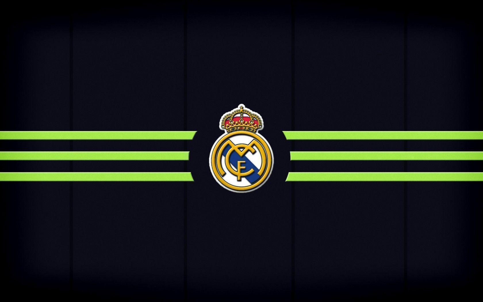 Real Madrid Logo Wallpapers Wallpaper Cave