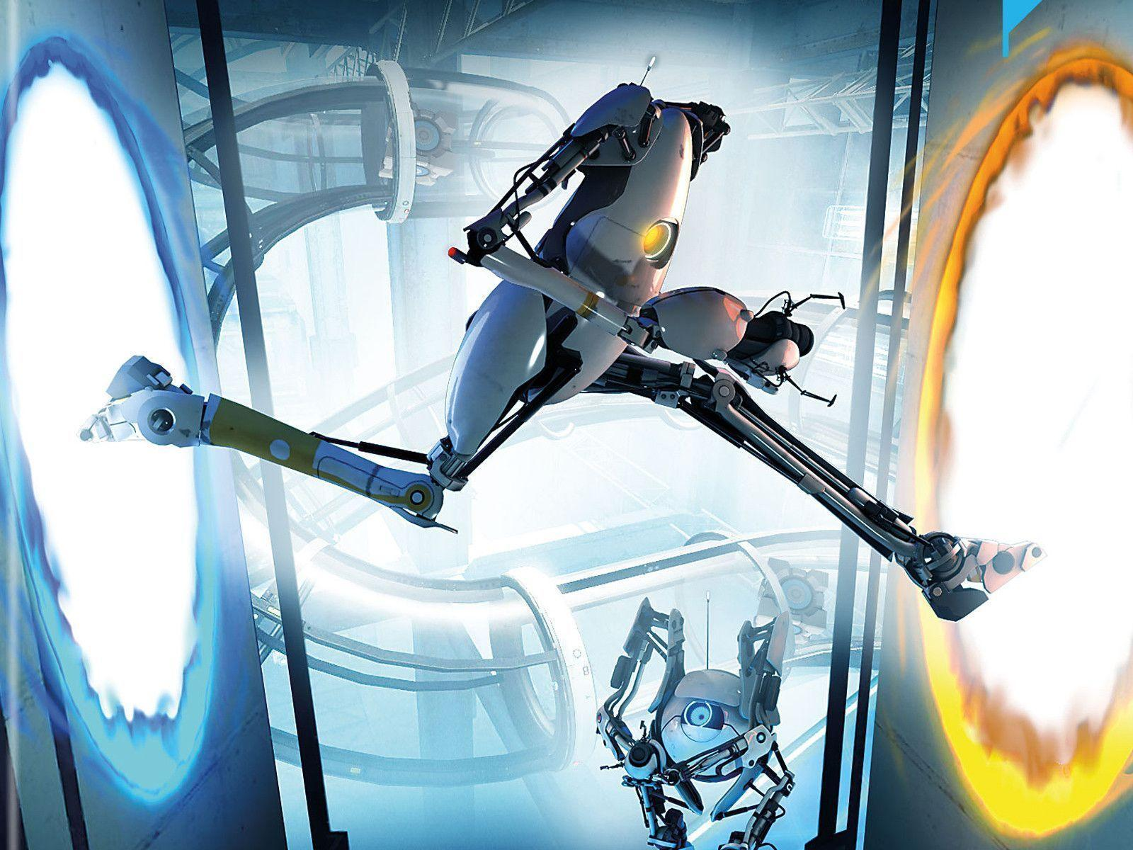 2011 Portal 2 Game Wallpapers