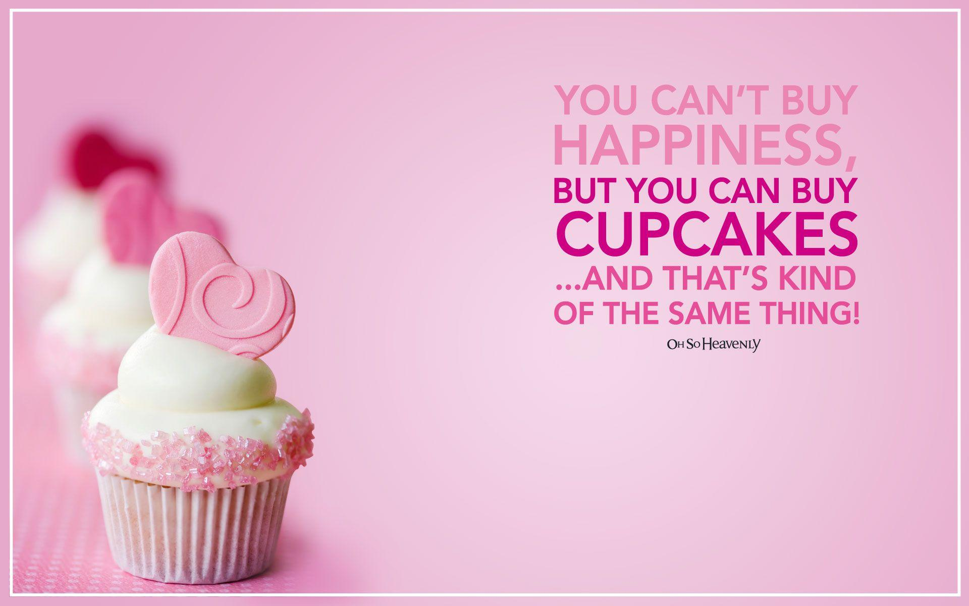 Pink cupcake wallpapers wallpaper cave for Where can i purchase wallpaper