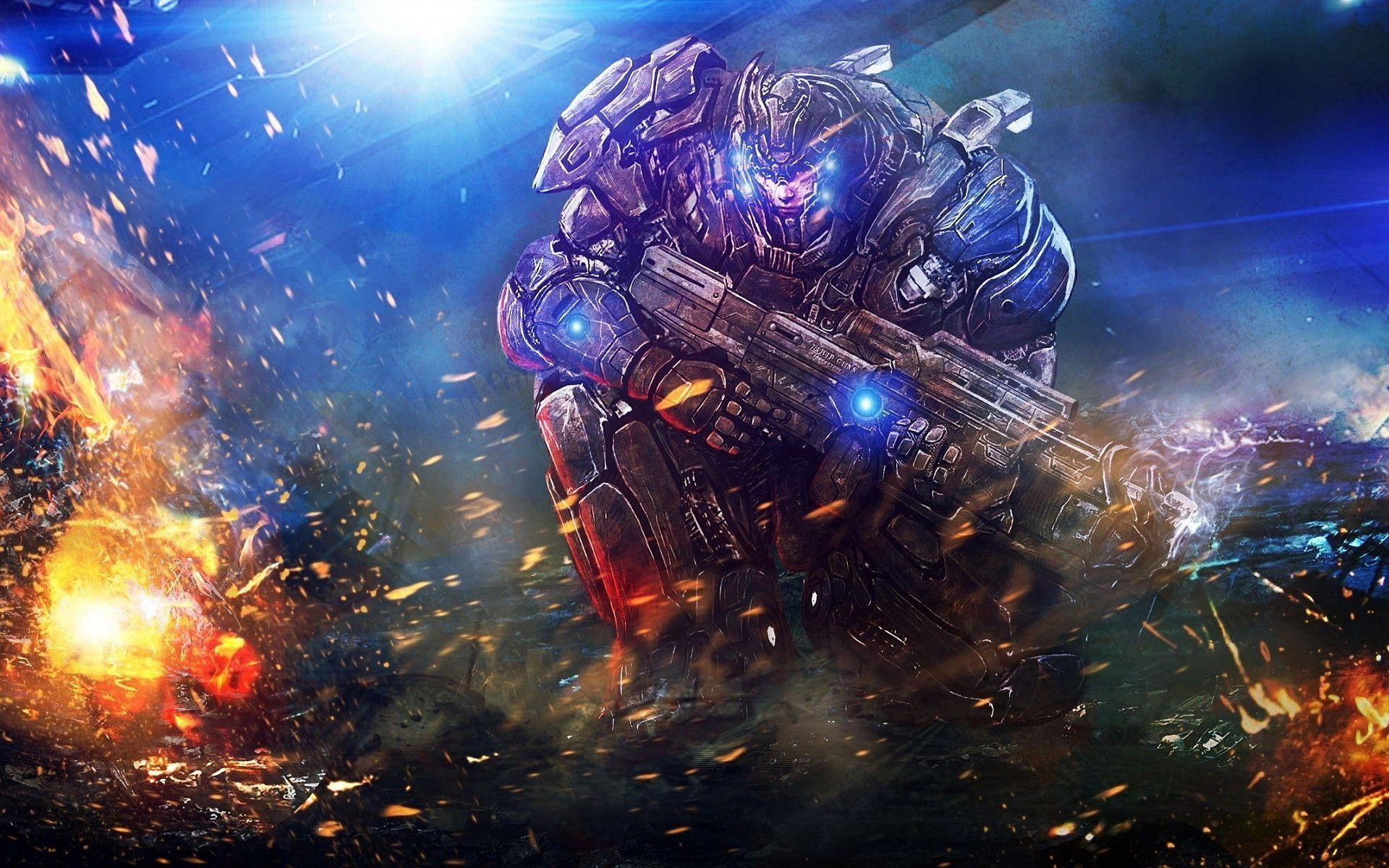 iron space marine Wallpapers