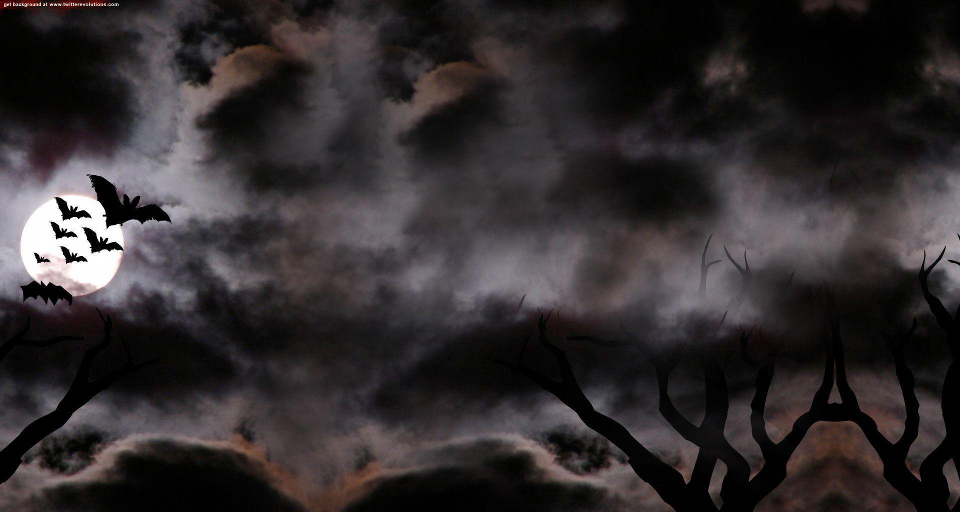 Backgrounds For Halloween - Wallpaper Cave