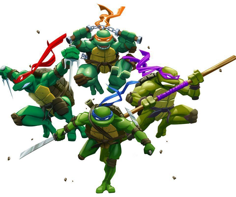 Ninja Turtles Wallpaper: Teenage Mutant Ninja Turtles Wallpapers