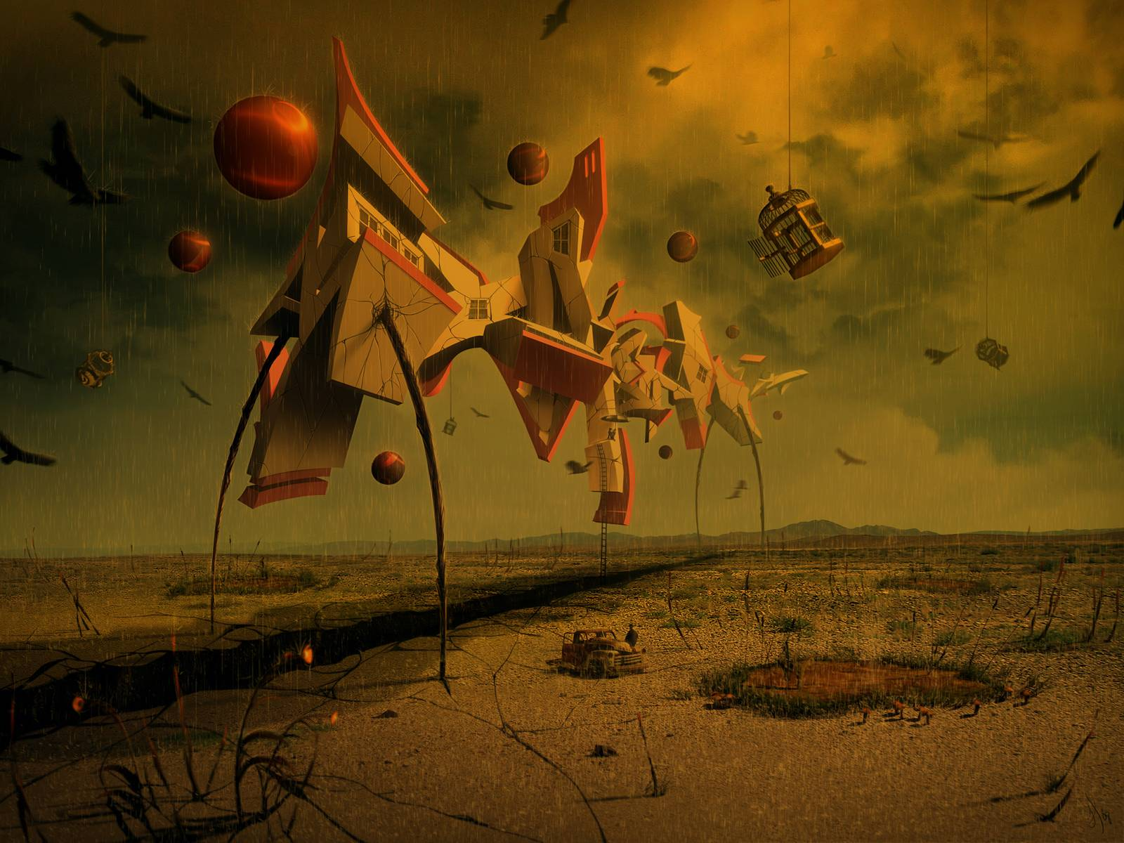 Surreal Art Wallpapers 2223 Download Free HD Desktop Backgrounds