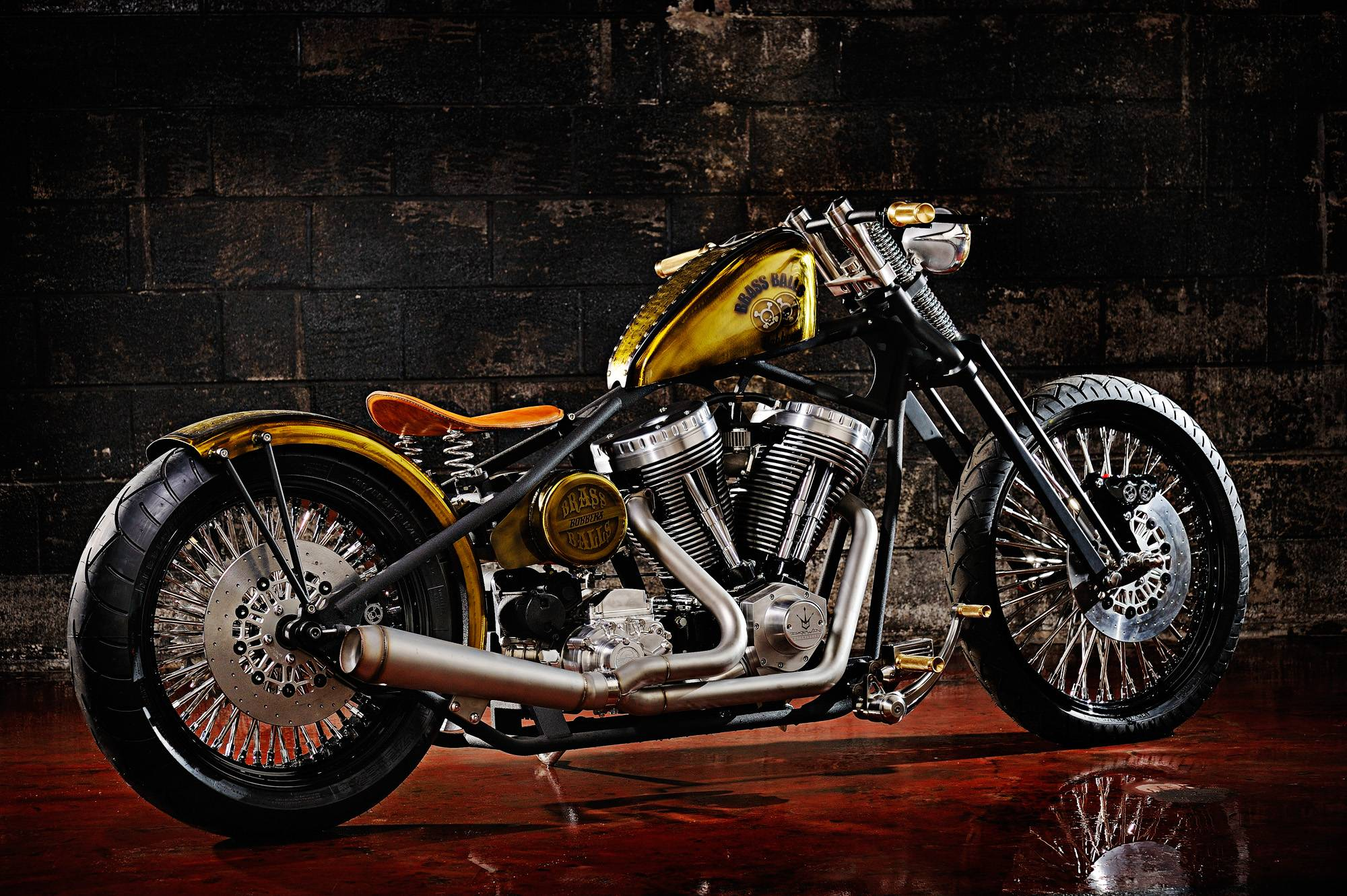 Custom Chopper Wallpapers - Wallpaper Cave