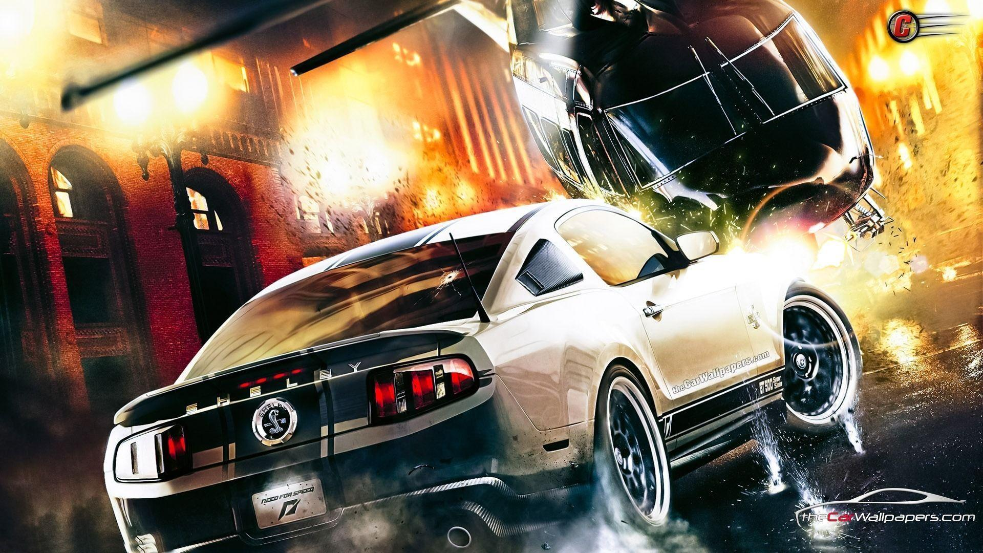 Nfs most wanted 1920x1080