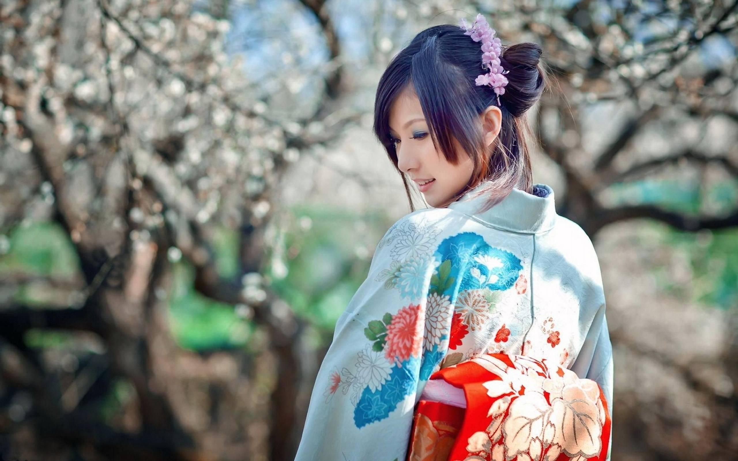 Японские женщины в натуре 10 фотография