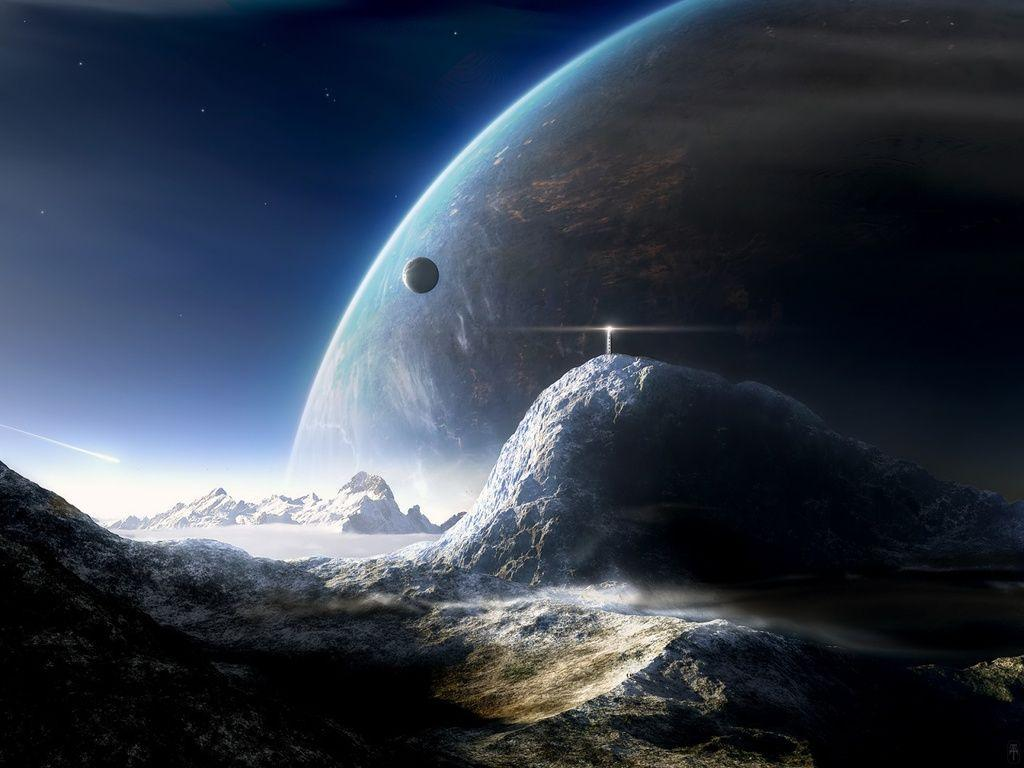 Alien Planet Wallpapers Wallpaper