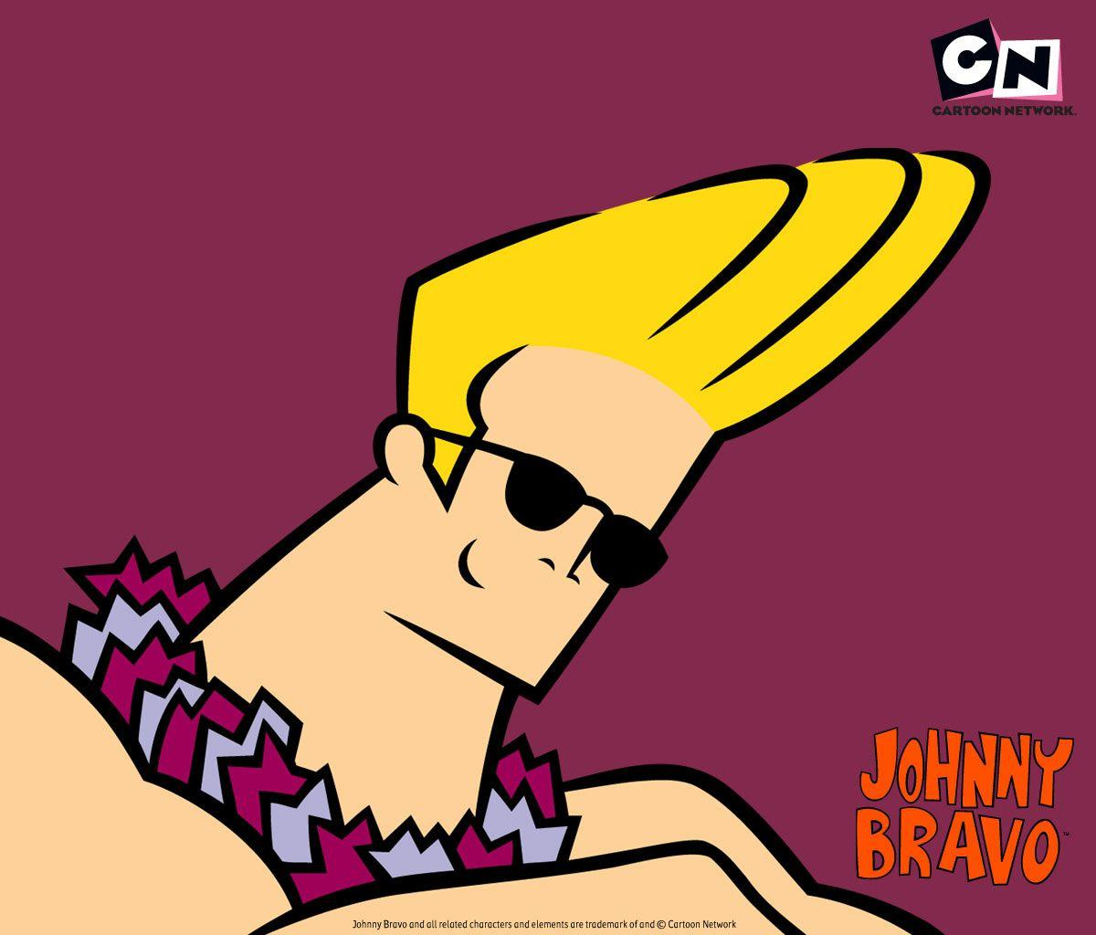 Johnny Bravo Downloads