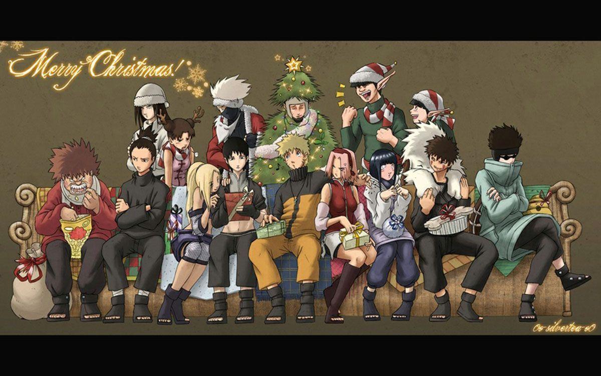 christmas anime naruto - photo #10