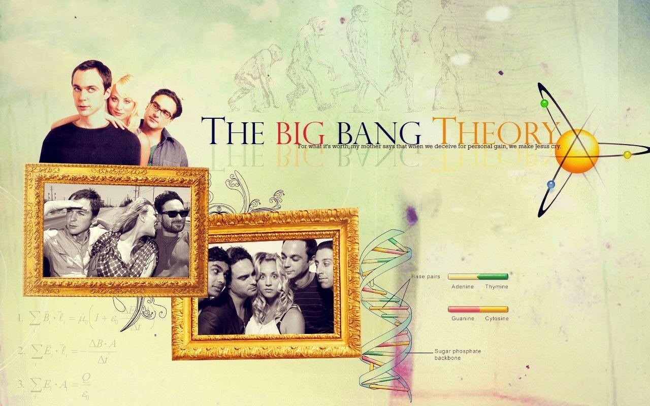The Big Bang Theory HD Wallpapers