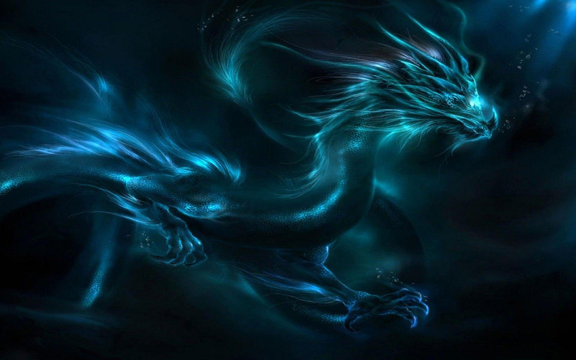 Blue Dragon Wallpapers Wallpapers