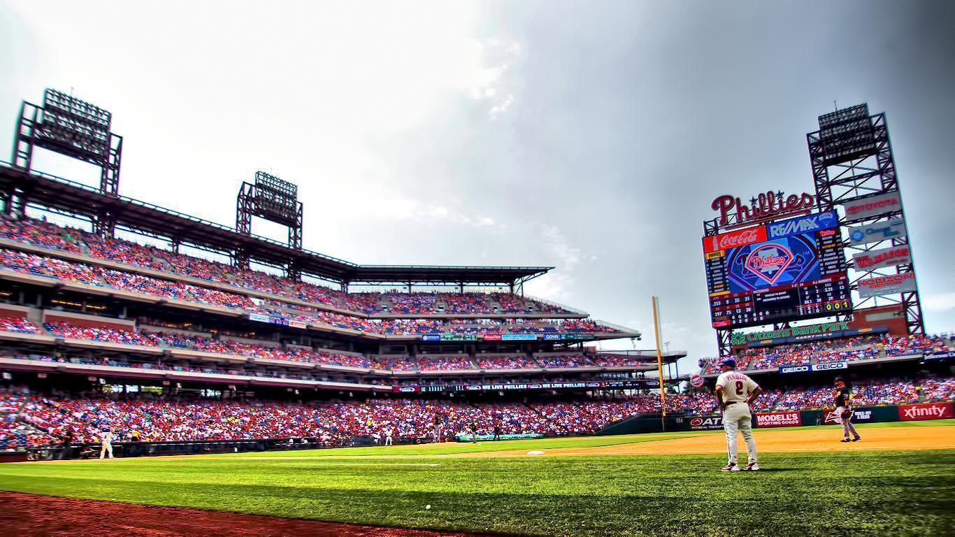 Hall Of Fame Wallpaper: Citizens Bank Park Wallpapers