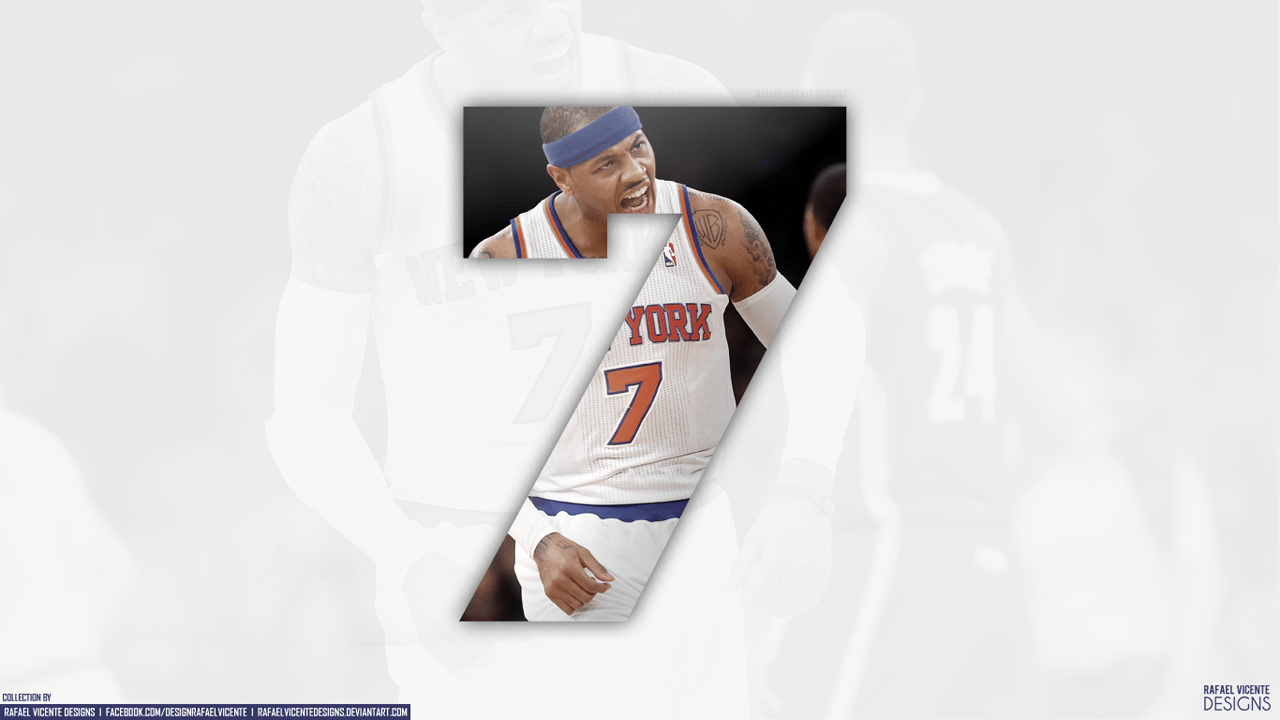 Carmelo Anthony 7 Wallpapers