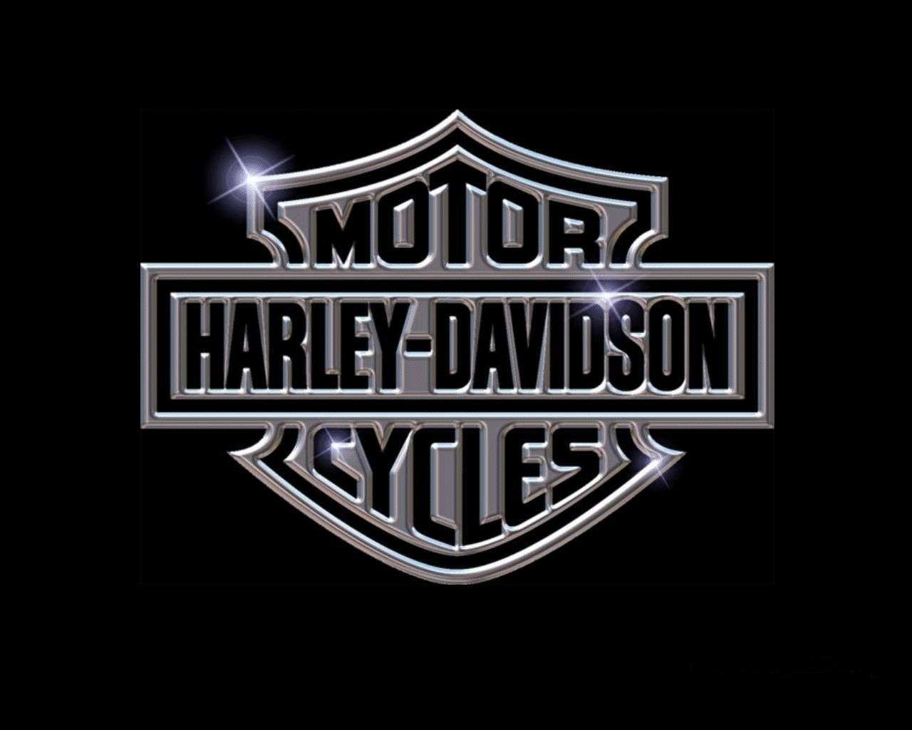 Harley Davidson Logo Wallpaper HD Widescreen | HD Wallpapers Source