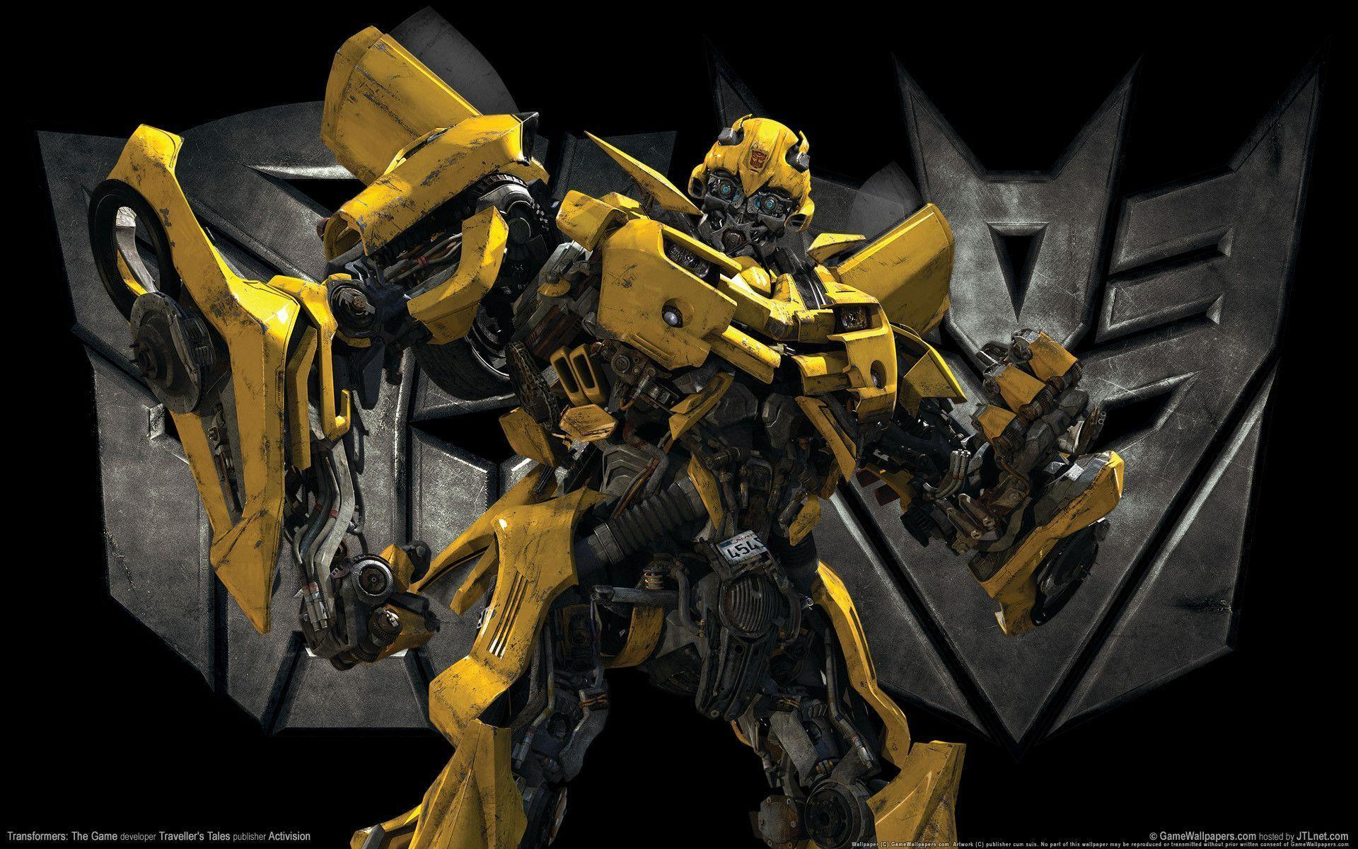 Transformers Bumblebee Wallpapers