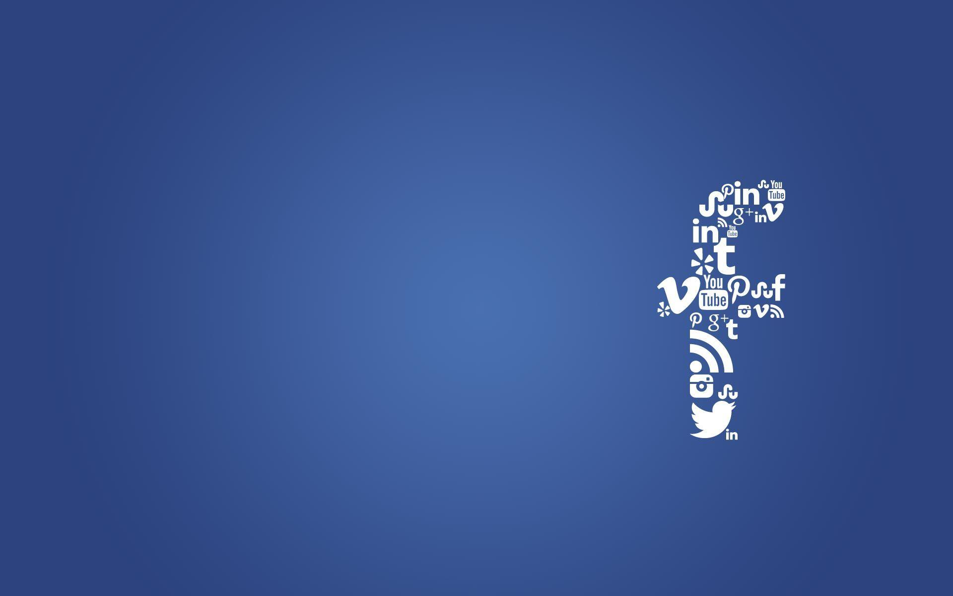 Facebook Logo Hd Wallpaper