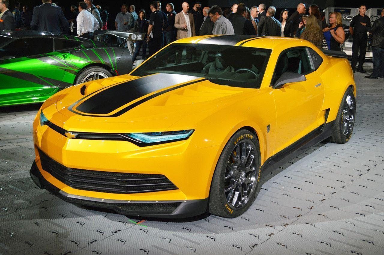 Amazing Chevrolet Camaro Bumblebee Wallpaper Hd Free