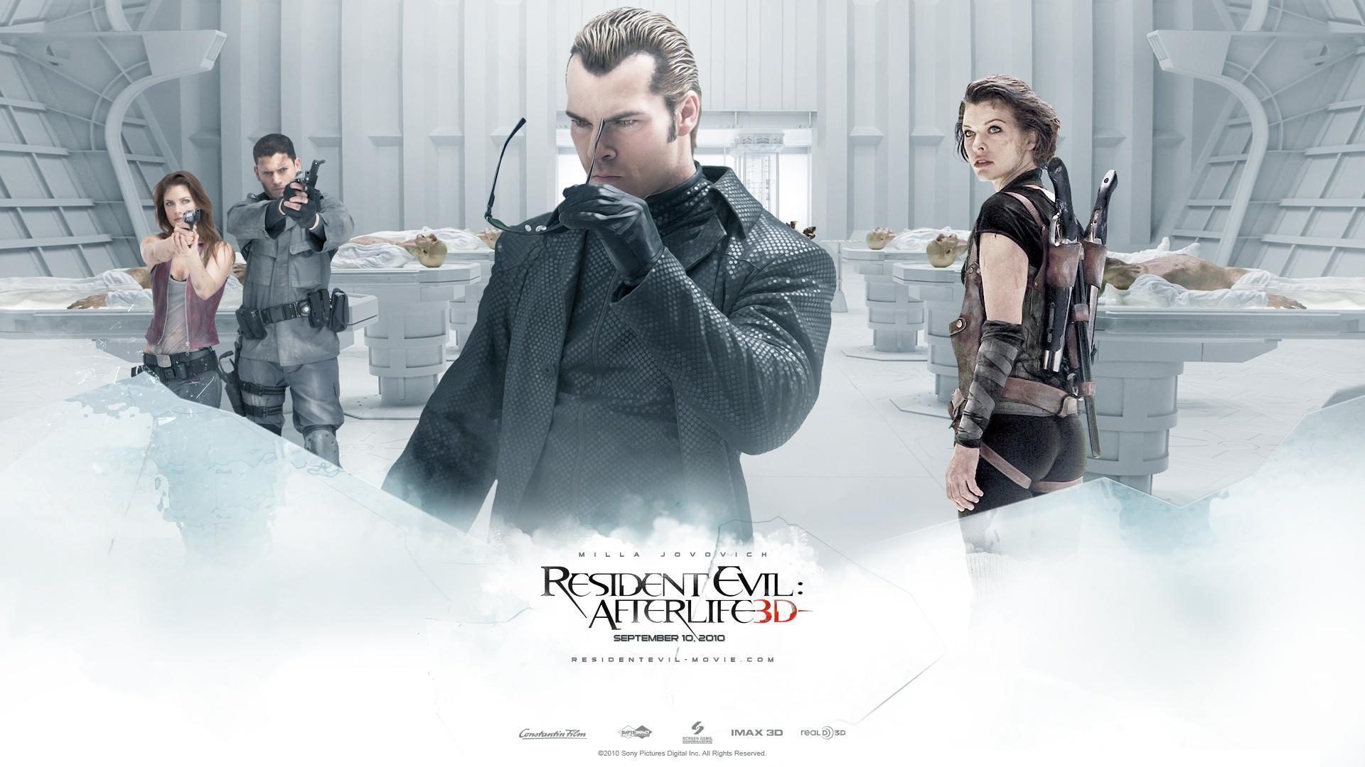 Resident Evil Afterlife Wallpapers Wallpaper