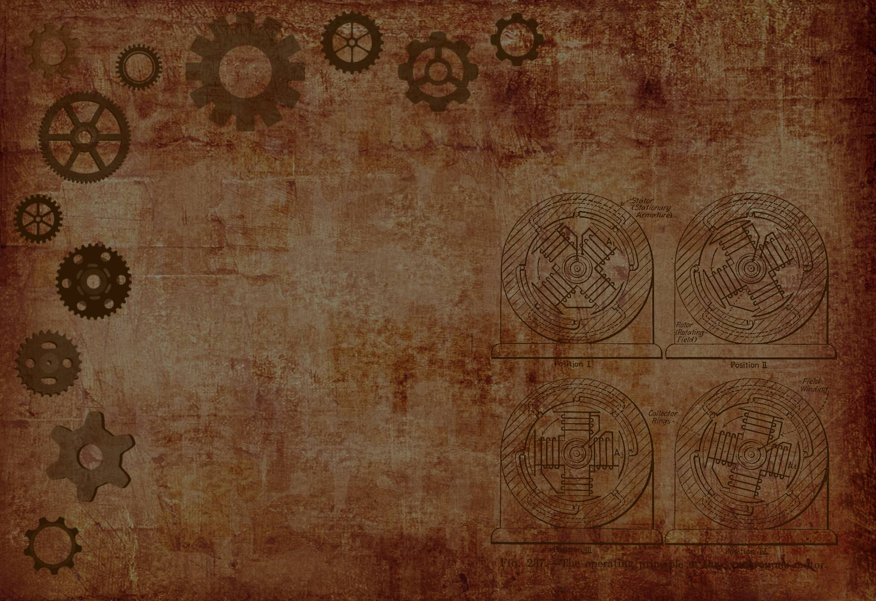 Steampunk Wallpapers by MyScarredHeart