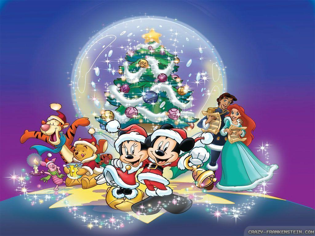 Christmas Disney Wallpapers 30105 Wallpapers