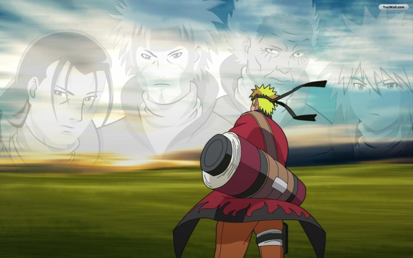 Hokage Naruto Wallpapers - Wallpaper Cave