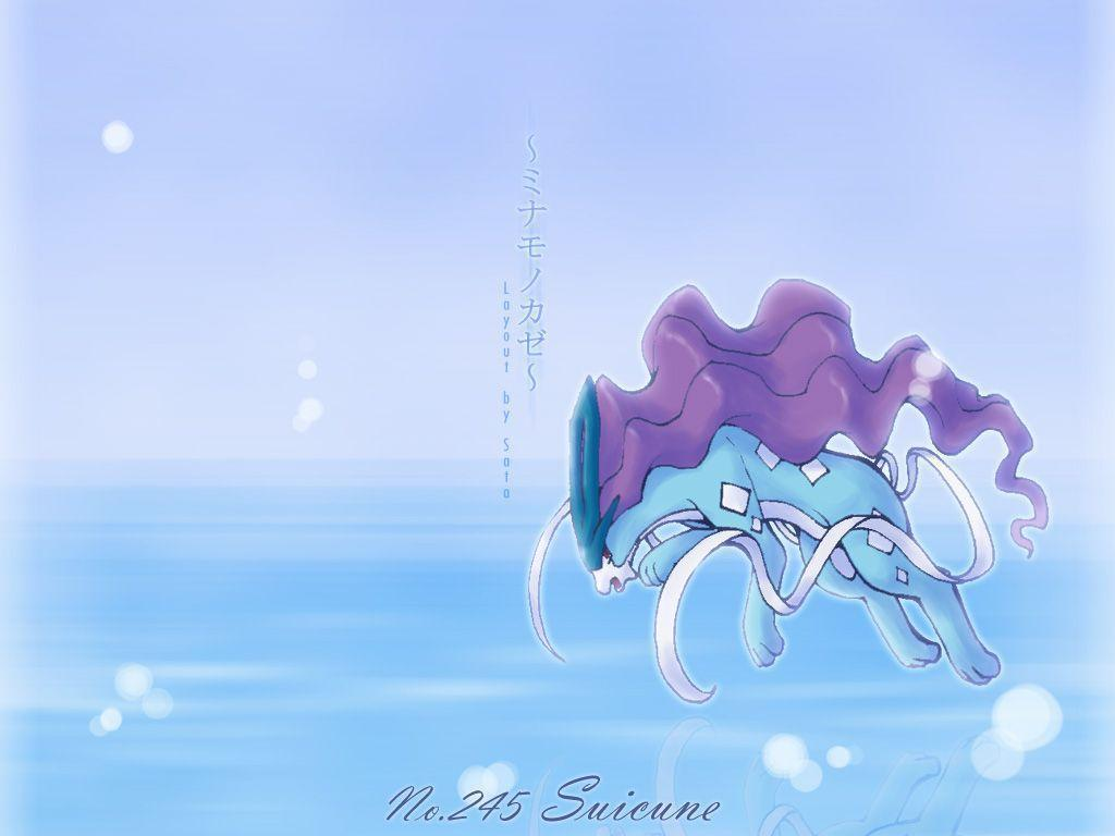 suicune pokemon hd wallpapers - photo #6