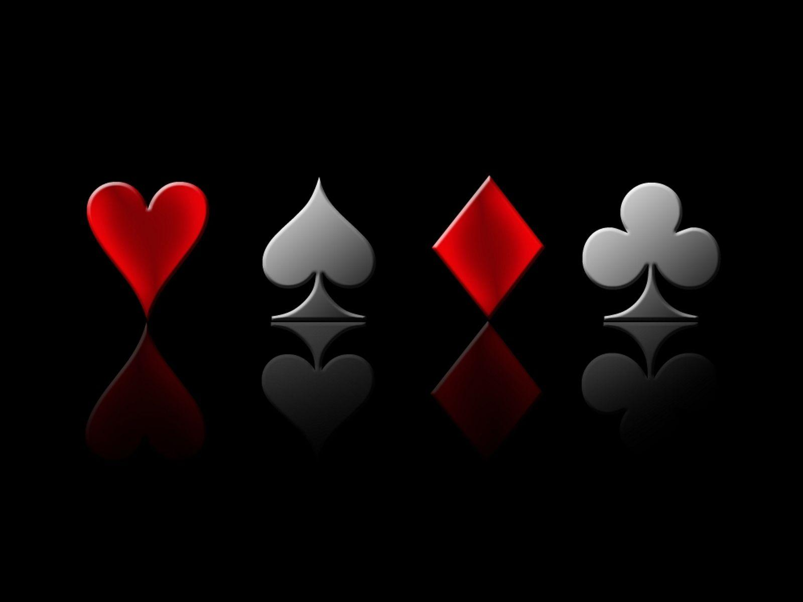 Pictures poker cards