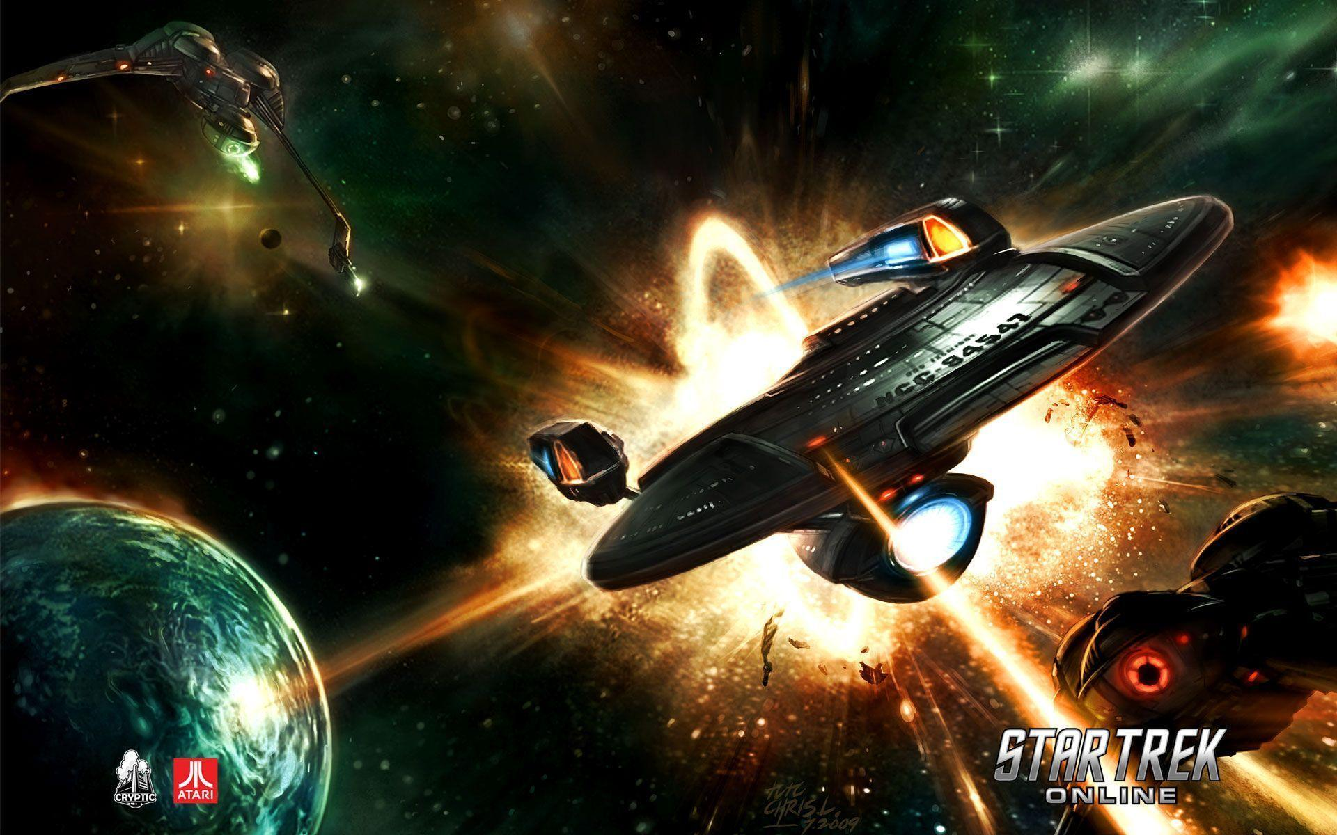 star trek wallpaper by - photo #12
