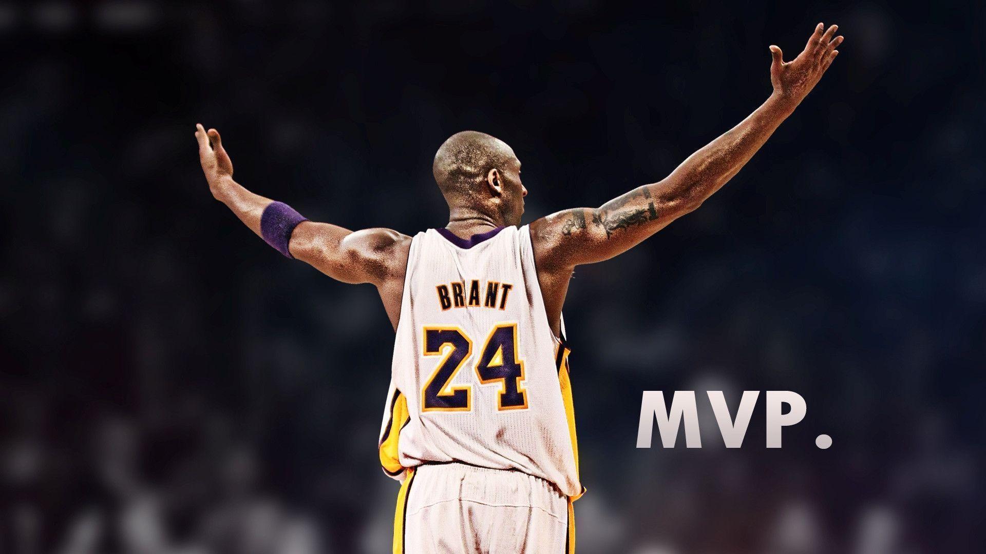 Kobe Bryant MVP Wallpapers HD Wallpaper