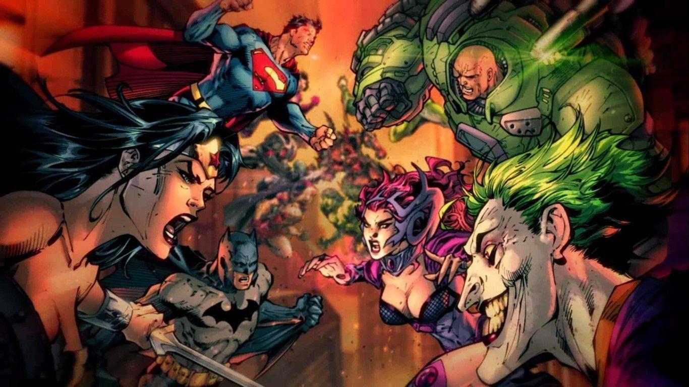 DC Heroes Wallpapers