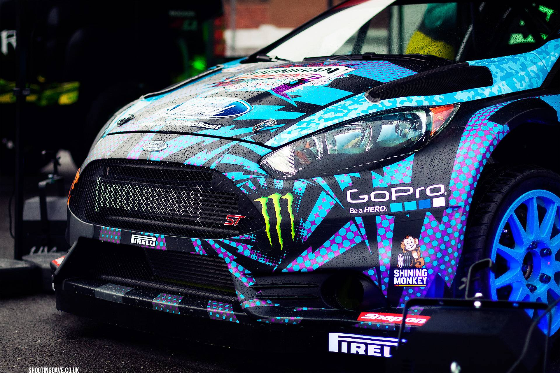 Ken Block Ford Fiesta 2015 Wallpapers Wallpaper Cave