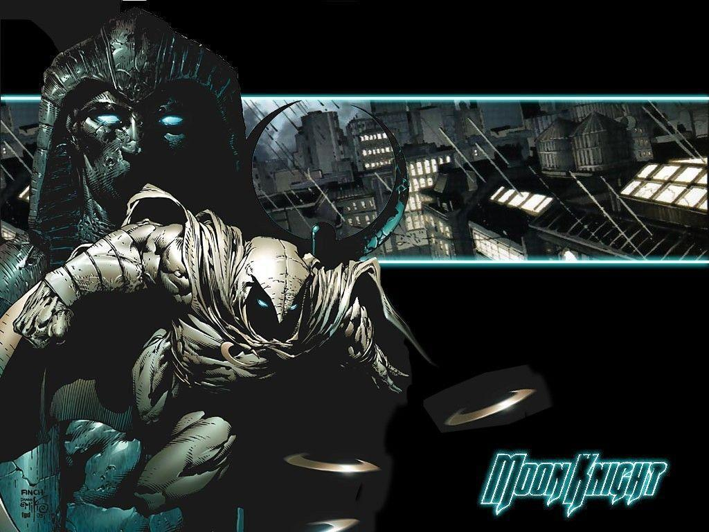 Images For > Moon Knight Marvel Wallpaper