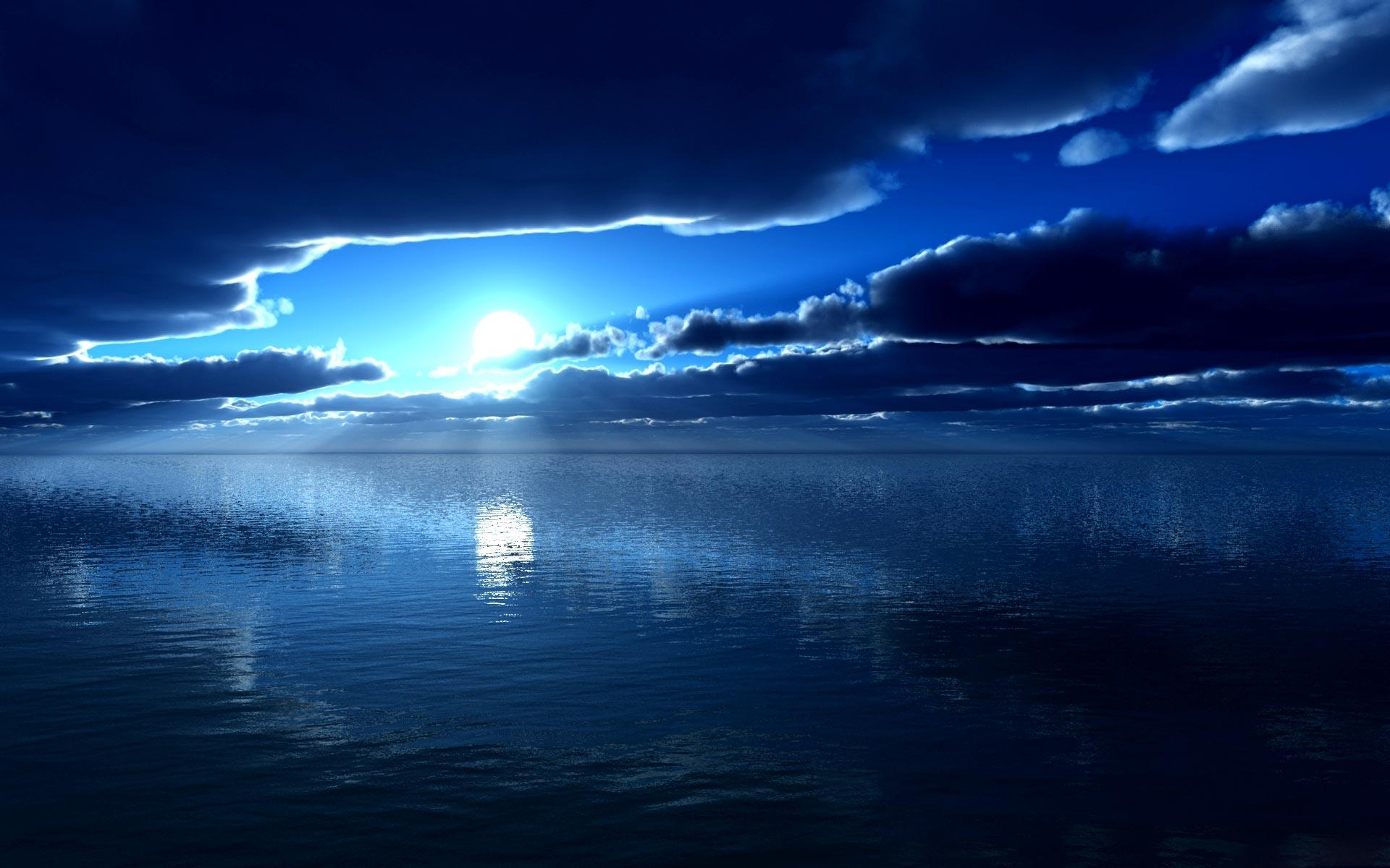 Sky and River relax desktop backgrounds hd Wallpaper | High ...