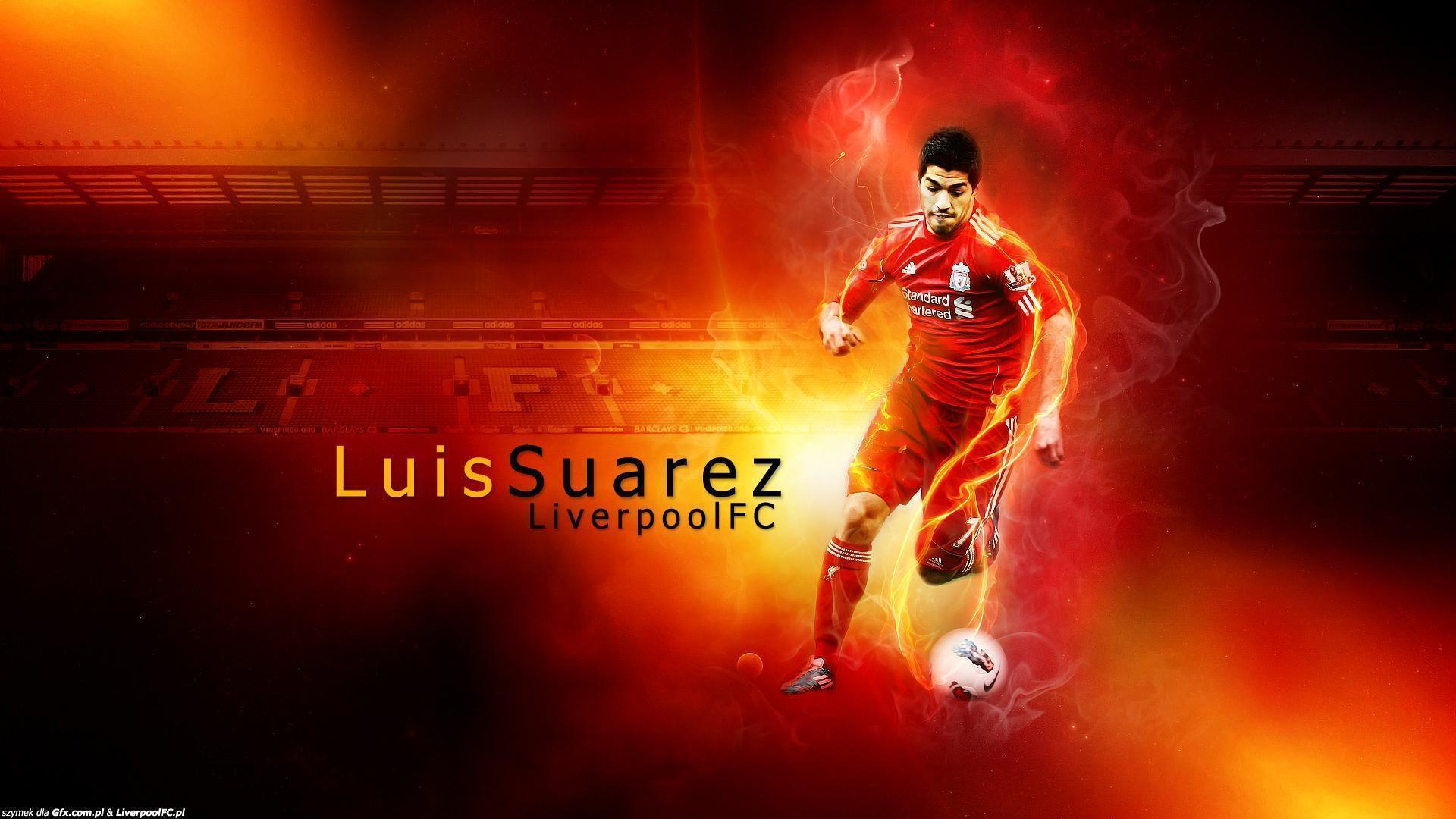 Luis suarez wallpapers wallpaper cave - Suarez liverpool wallpaper ...