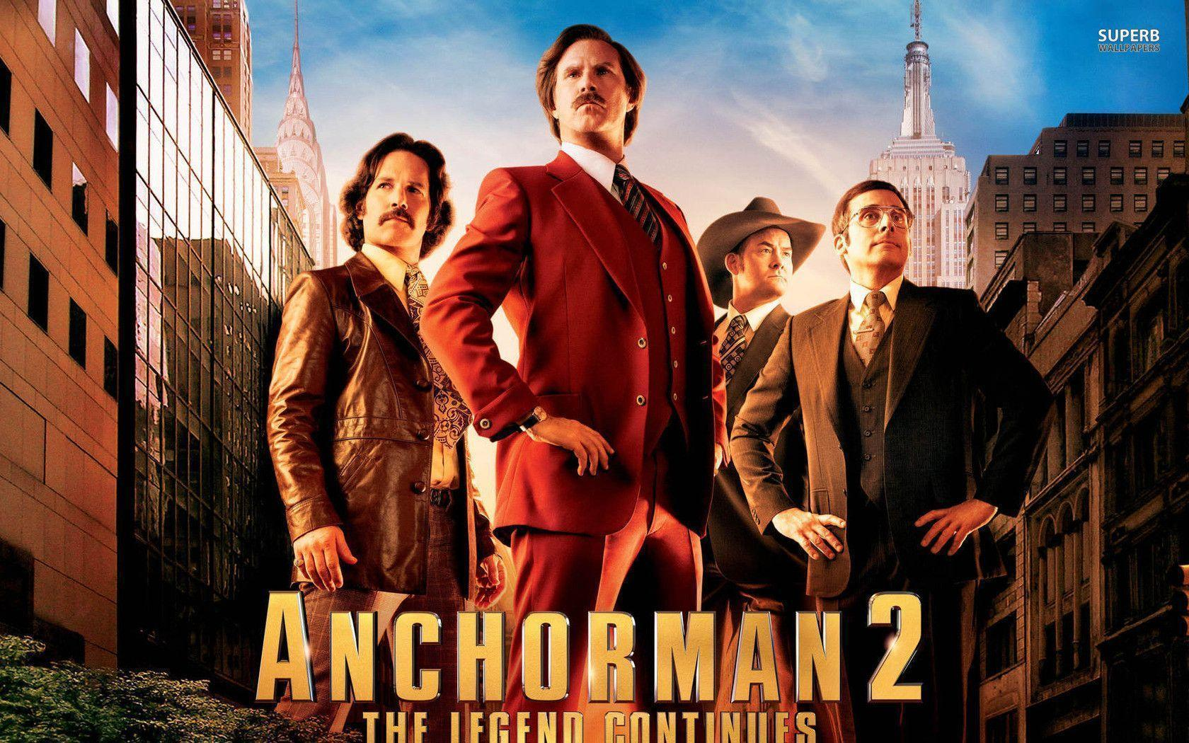 Anchorman: The Legend of Ron Burgundy | JAMES DEAN ? I CAN DESIGN