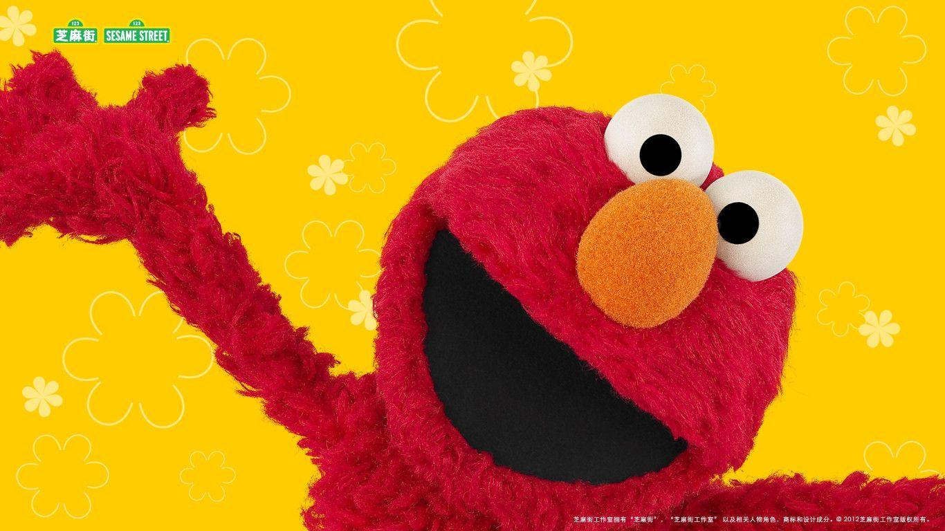 Elmo Wallpapers - Wallpaper Cave