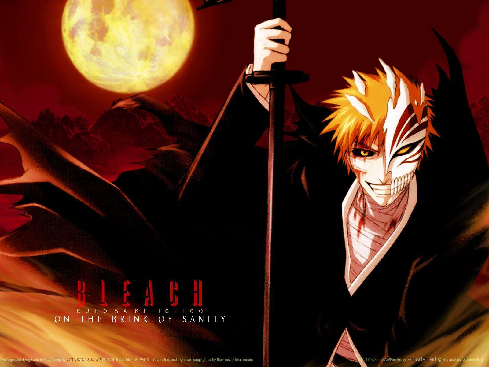 Ichigo Wallpapers HD - Wallpaper Cave