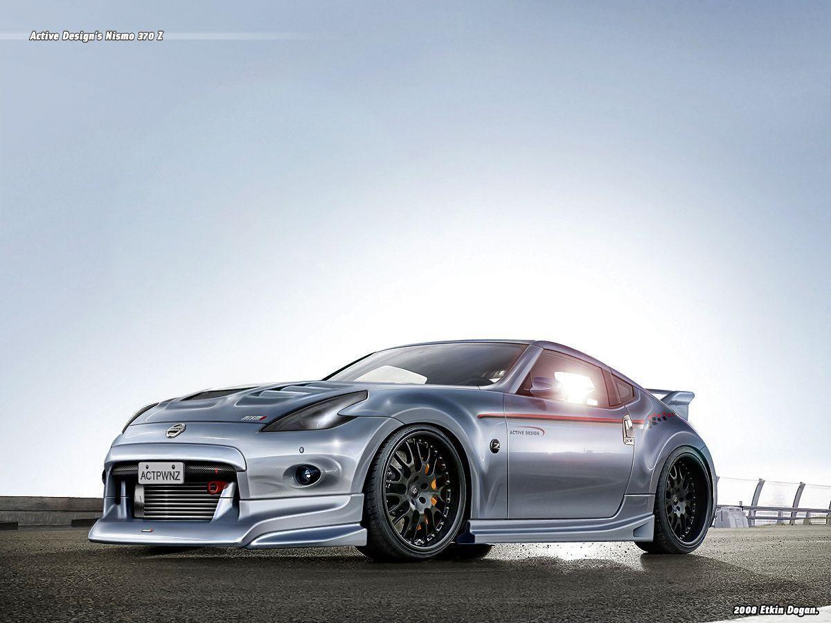 Nissan 370z Nismo Wallpapers Image & Pictures