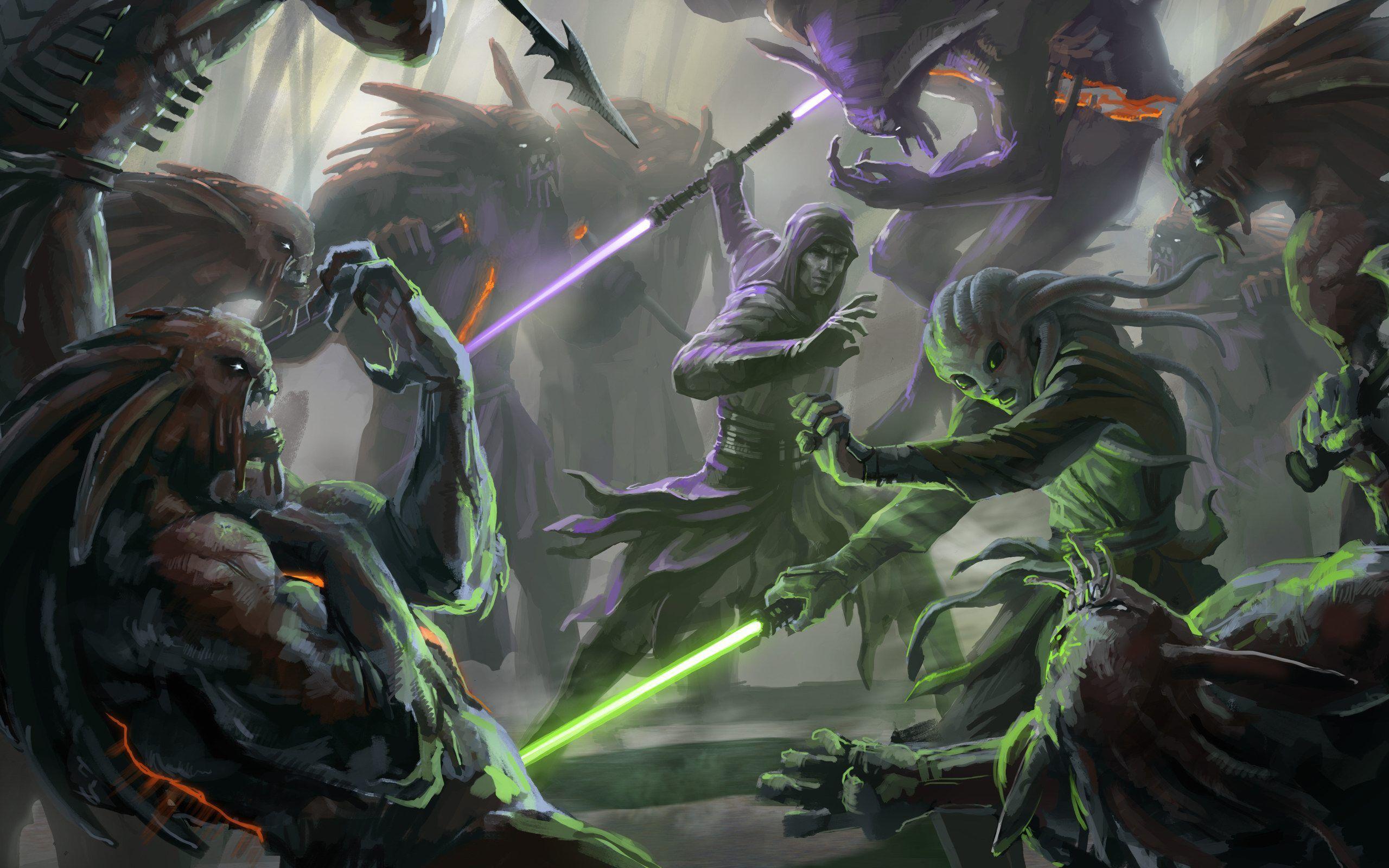 Star Wars Jedi Wallpapers - Wallpaper Cave