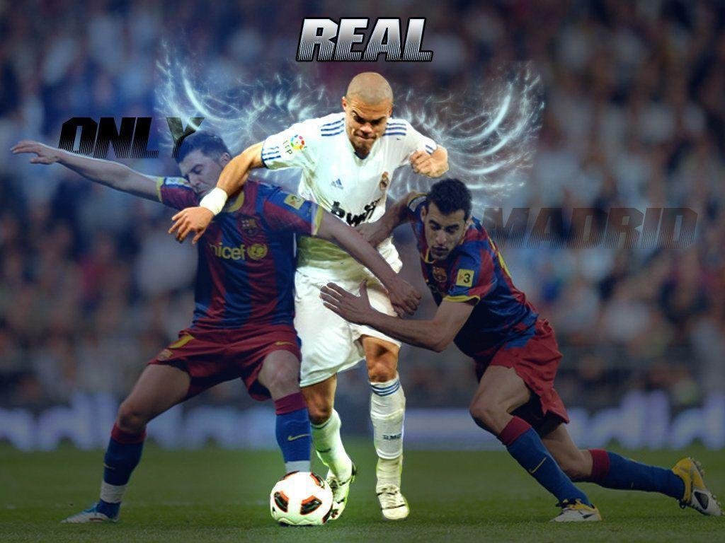 Sport Wallpaper Real Madrid: Real Madrid Vs Barcelona Wallpapers