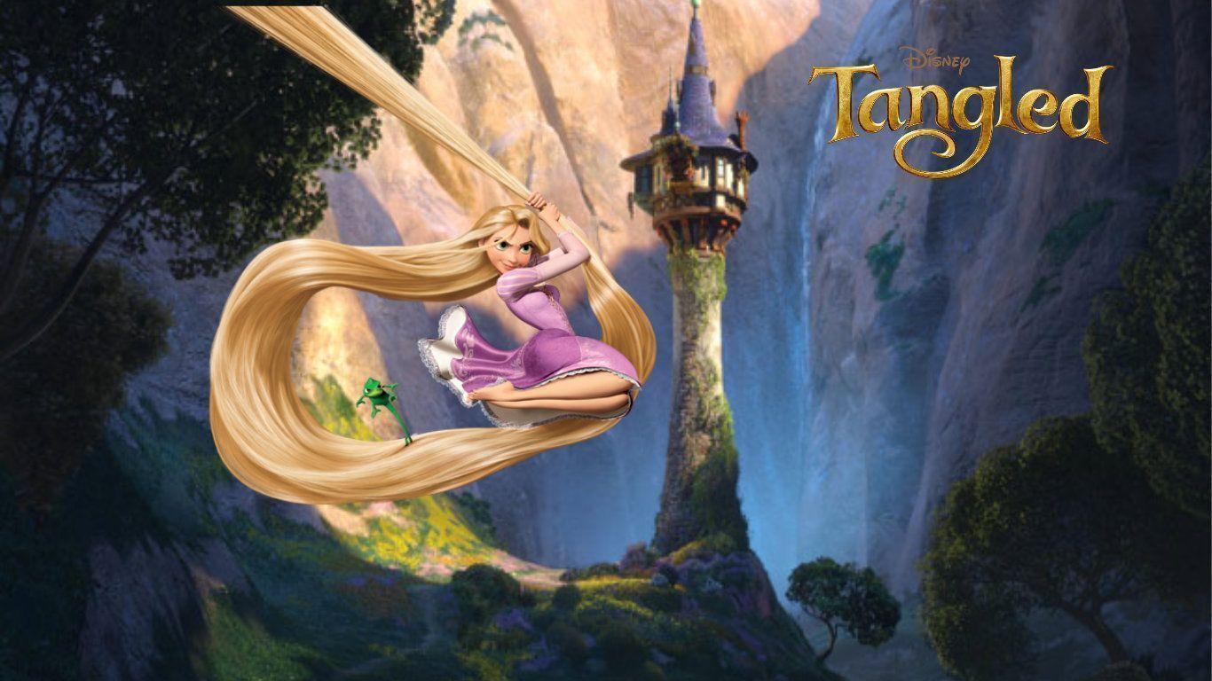 Disney tangled wallpapers wallpaper cave - Tangled tower wallpaper ...