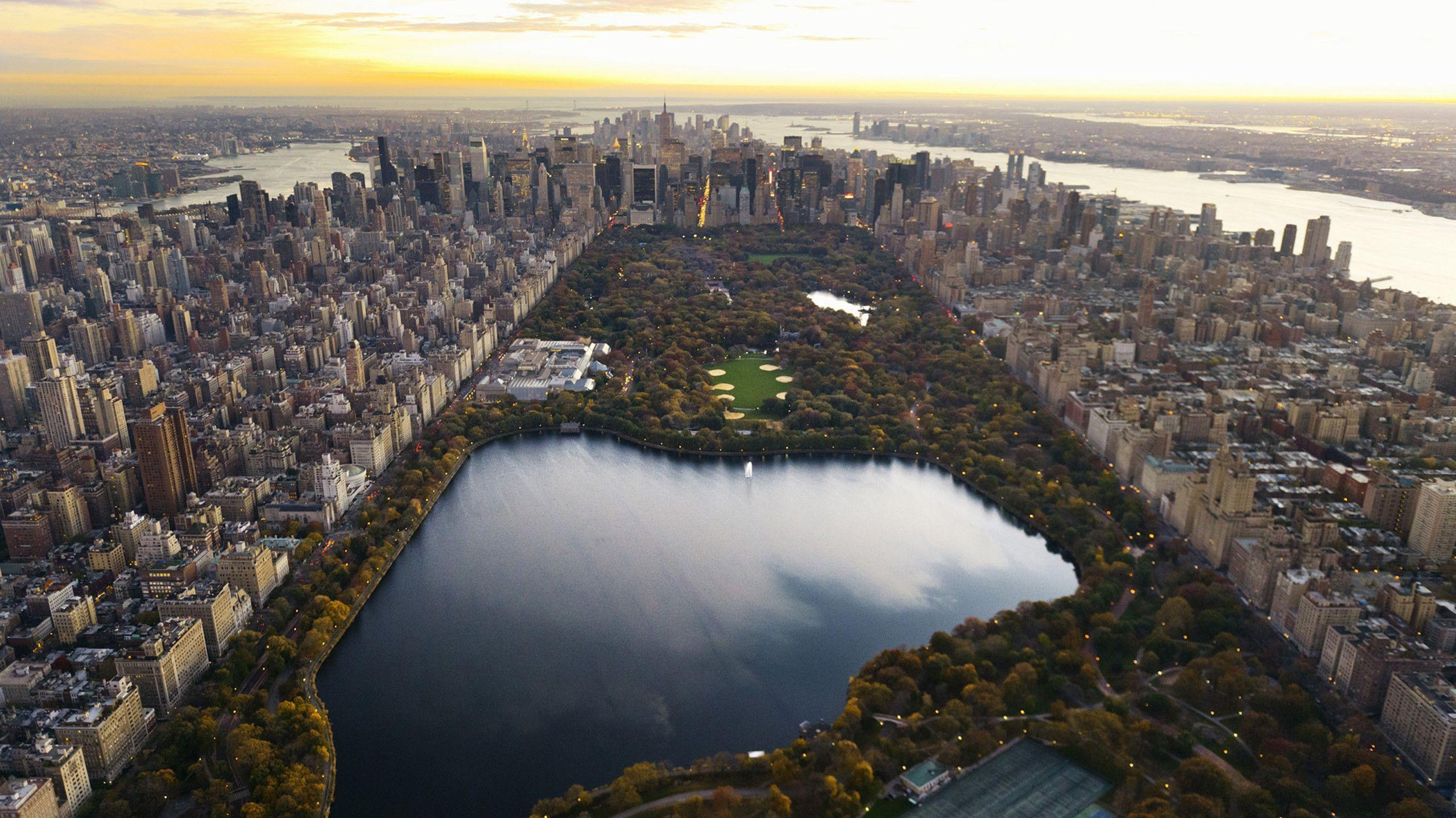 Central Park New York 2560x1440 wallpapers